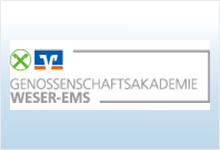 Logo Genossenschaftsakademie Weser-Ems